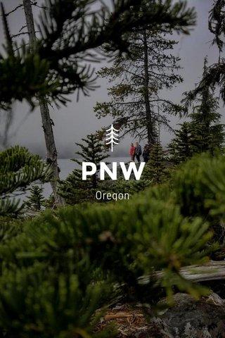 PNW Oregon