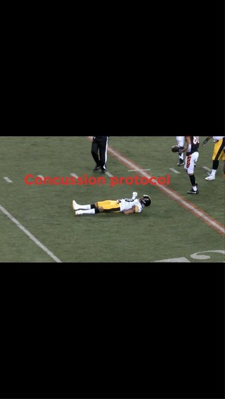 Concussion protocol