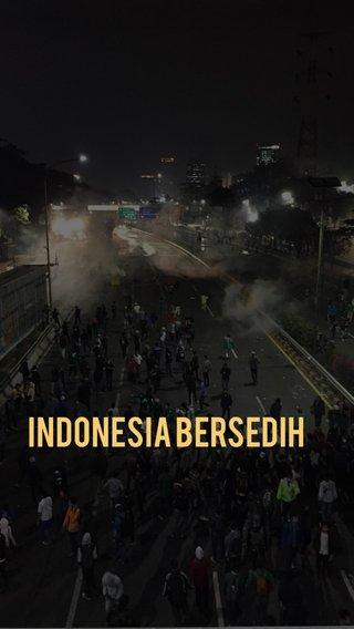Indonesia Bersedih