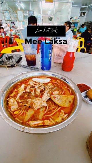 Mee Laksa Lunch at Zuki