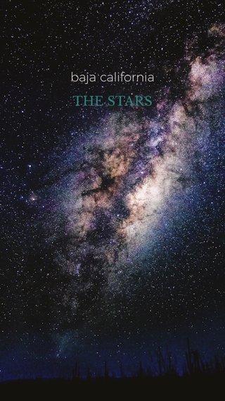 baja california THE STARS