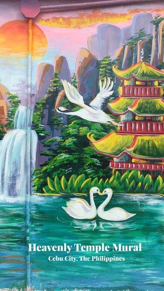 Heavenly Temple Mural Cebu City, The Philippines