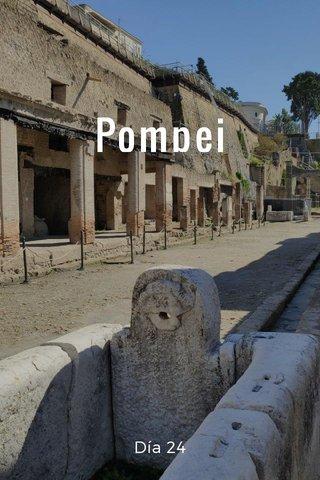Pompei Día 24