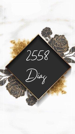 2558 Días