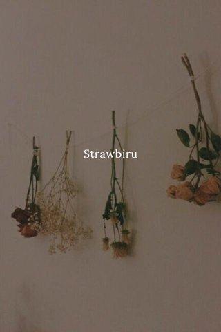 Strawbiru