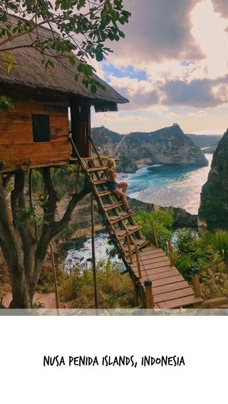 Nusa Penida islands, Indonesia