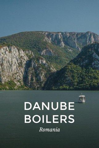 DANUBE BOILERS Romania