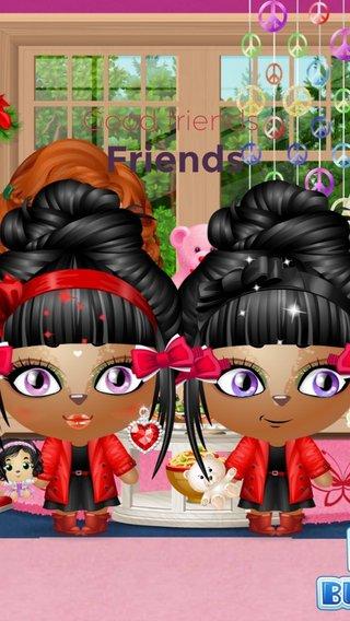 Friends Good friends