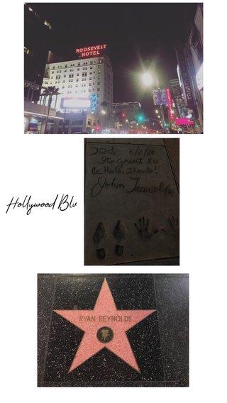 Hollywood Blv
