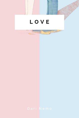 LOVE Dari Nemo