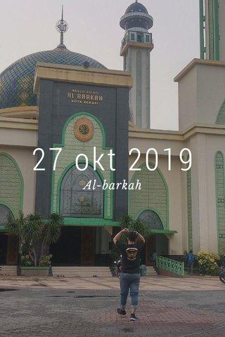 27 okt 2019 Al-barkah