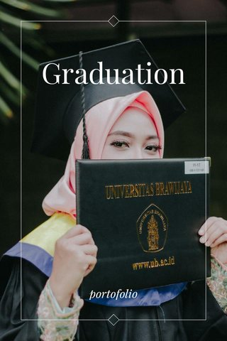 Graduation portofolio