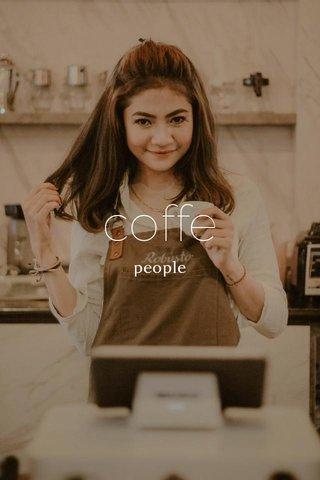 coffe people