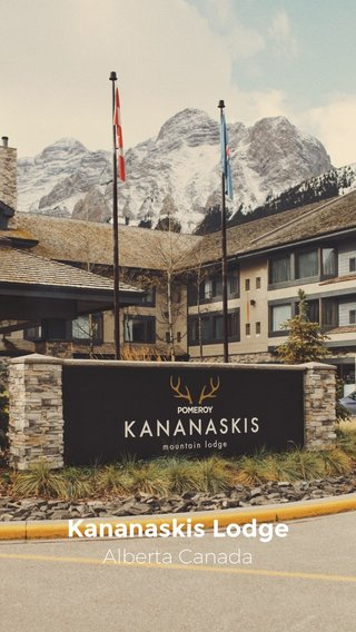 Kananaskis Lodge Alberta Canada