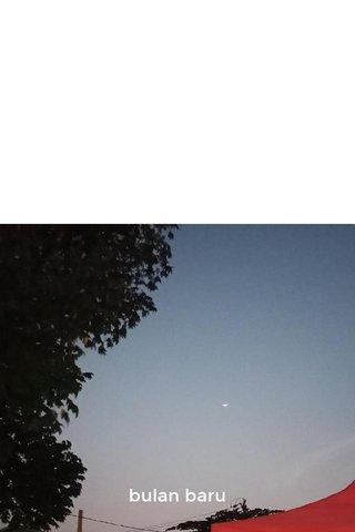bulan baru