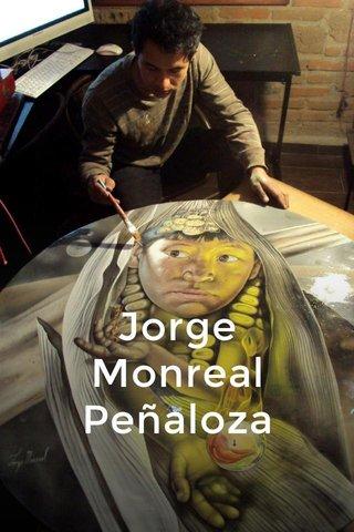 Jorge Monreal Peñaloza