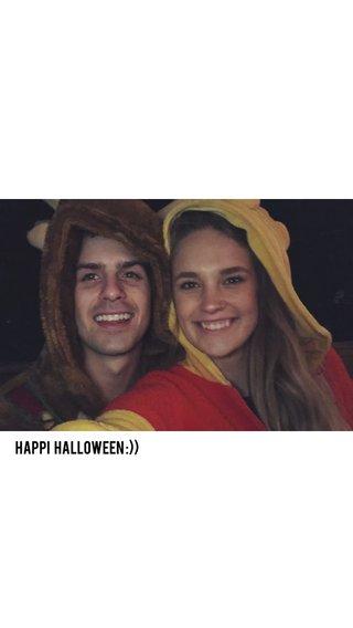 happi halloween :))