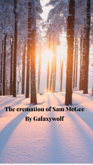 The cremation of Sam McGee By Galaxywolf