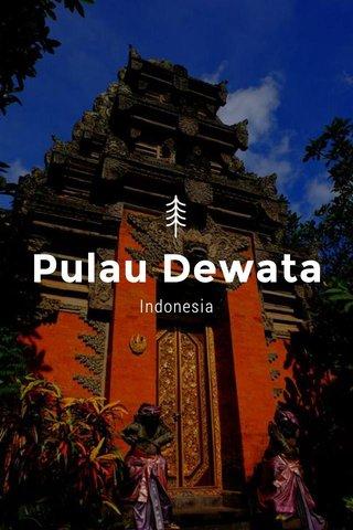 Pulau Dewata Indonesia