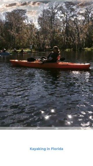 Kayaking in Florida
