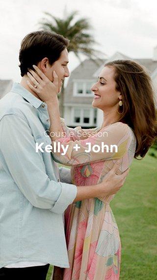Kelly + John Couple Session