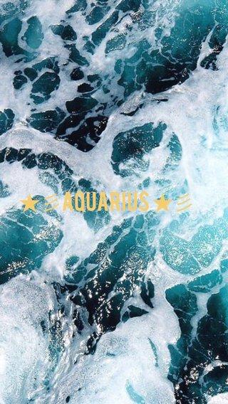 ★彡Aquarius ★彡