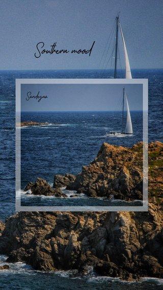 Southern mood Sardegna