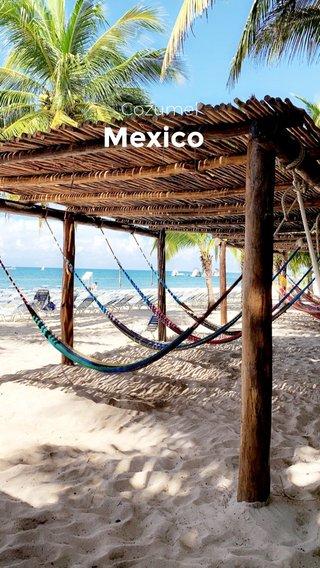 Mexico Cozumel