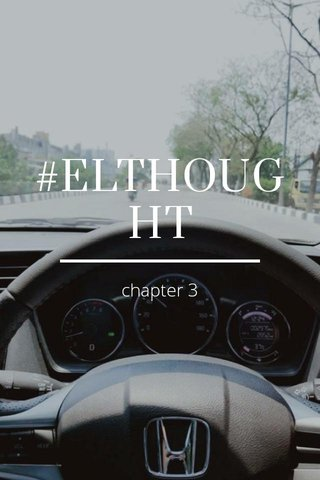 #ELTHOUGHT chapter 3
