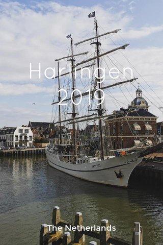 Harlingen 2019 The Netherlands