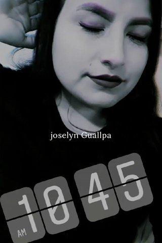 joselyn Guallpa