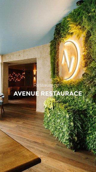 AVENUE RESTAURACE Restaurace