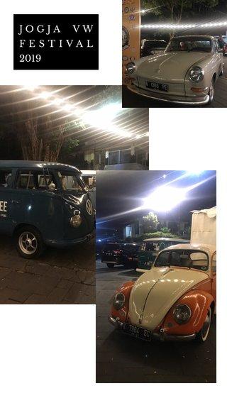 JOGJA VW FESTIVAL 2019