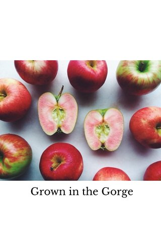 Grown in the Gorge