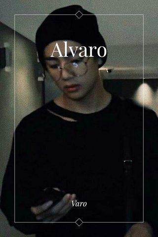 Alvaro Varo