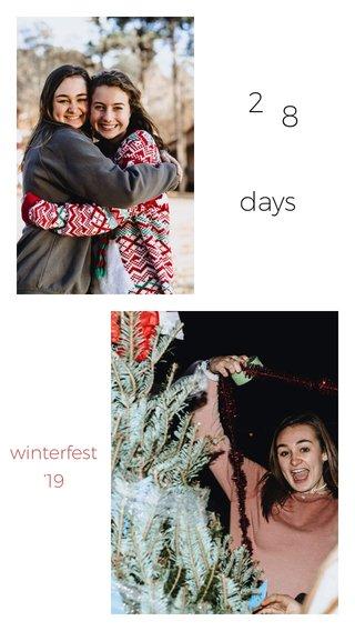 8 2 days winterfest '19