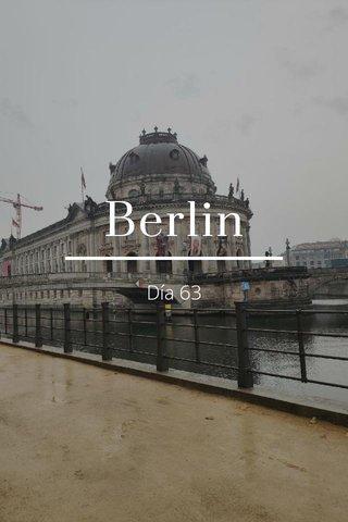 Berlin Día 63