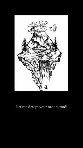 Let me design your next tattoo!!