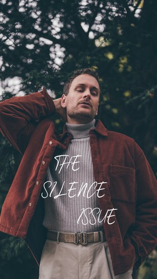 THE SILENCE ISSUE