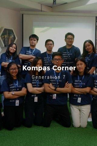 Kompas Corner Generation 7