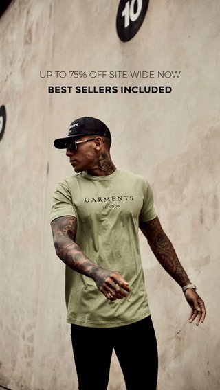 BEST SELLERS INCLUDED UP TO 75% OFF SITE WIDE NOW