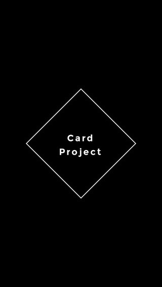 Card Project
