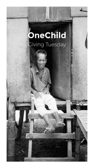 OneChild Giving Tuesday