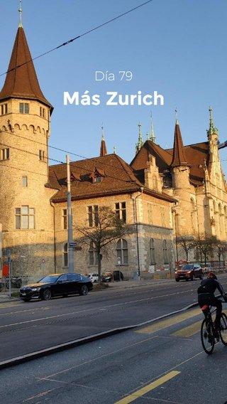 Más Zurich Día 79