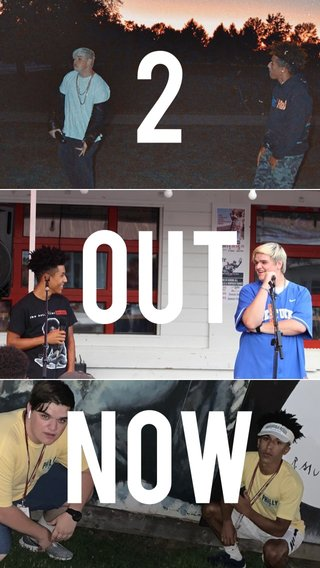 2 OUT NOW