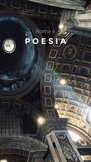 POESIA Roma è