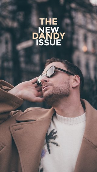 THE DANDY NEW ISSUE