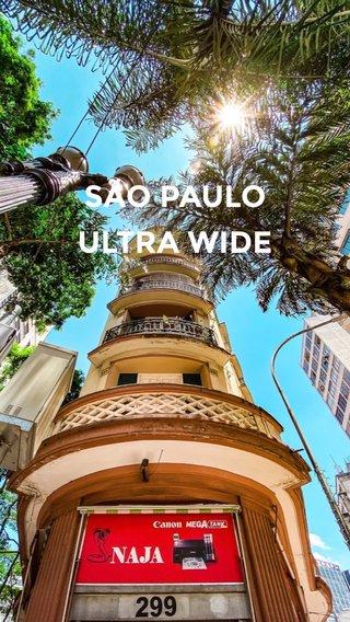 SÃO PAULO ULTRA WIDE