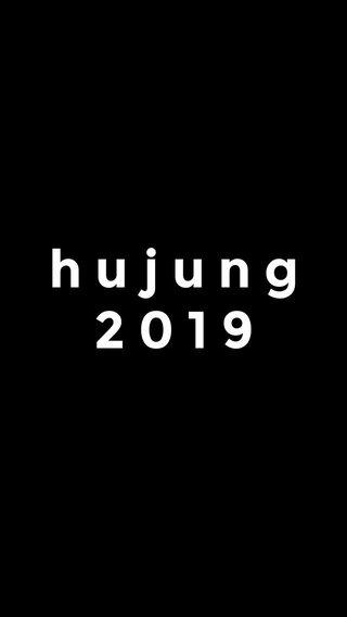 hujung 2019