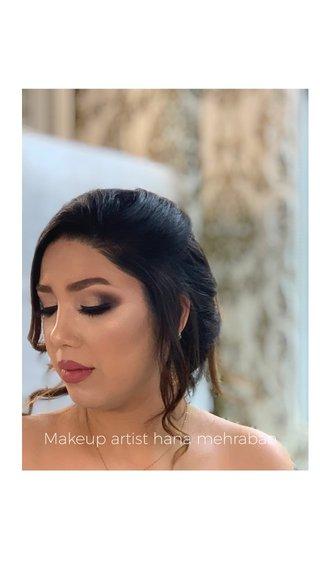 Makeup artist hana mehraban Add a description for your photo here.